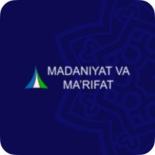 Madaniyat va Ma'rifat