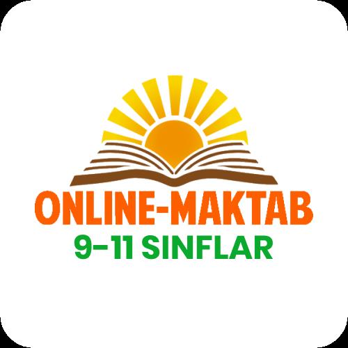 Online Maktab 9-11
