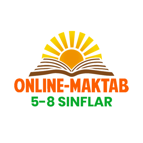 Online Maktab 5-8